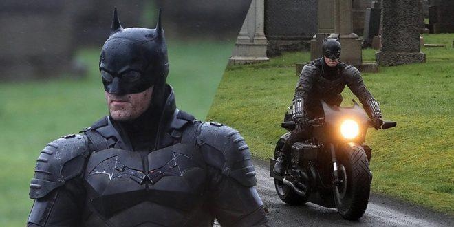 Fotke sa seta otkrivaju bolji pogled na Batmana