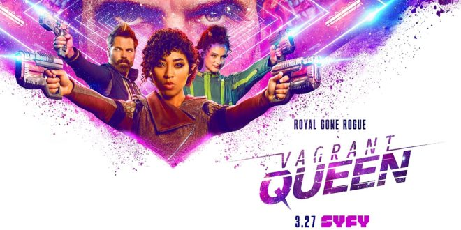 Prvi trailer za Syfy-jevu seriju Vagrant Queen
