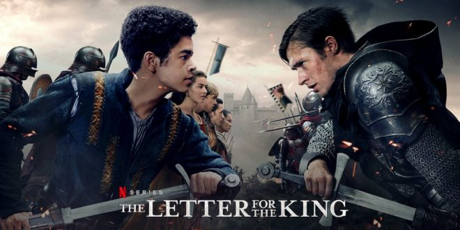 Trailer za Netflixovu adaptaciju The Letter for the King