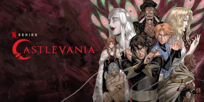 Castlevania je obnovljena za 4. sezonu!