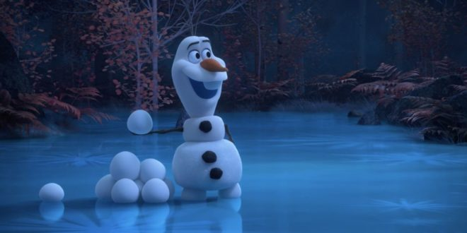 At Home With Olaf: Disney je lansirao novi animirani digitalni serijal