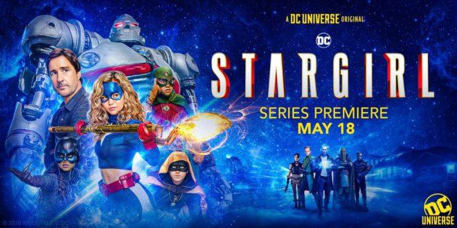 Stargirl: Courtney ima svoje planove kako biti superheroina!
