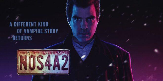 Stigao je novi jezivi trailer za 2. sezonu serije NOS4A2!