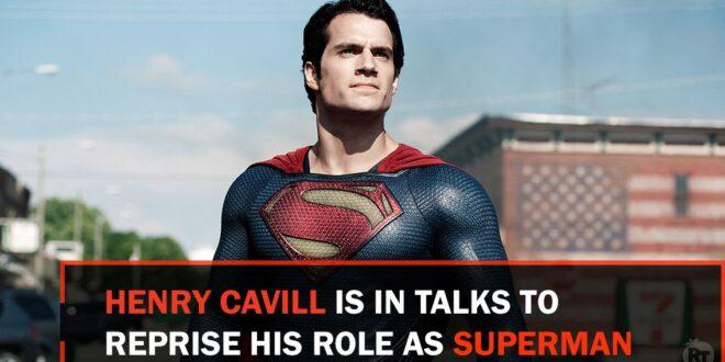 Henry Cavill još nije gotov s ulogom Supermana!