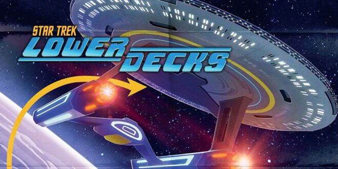 Star Trek: Lower Decks ima datum premijere i prvi poster!