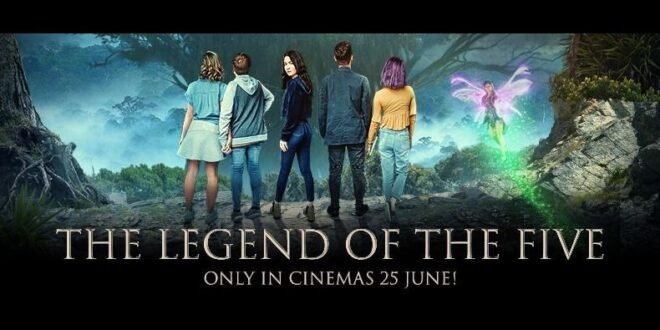 Trailer za australski fantasy film The Legend of the Five