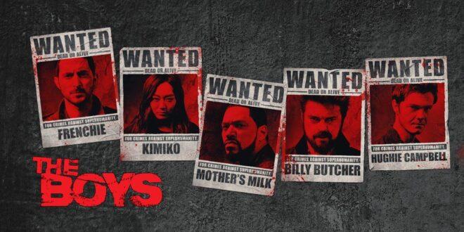 The Boys: novi opaki trailer za 2. sezonu izvrsne Amazonove serije