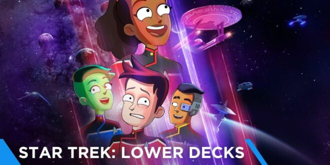 Star Trek: Lower Decks je dobio prvi trailer!