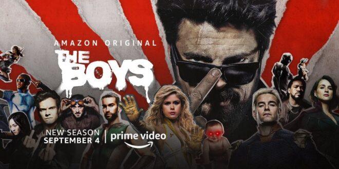 The Boys: finalni trailer za 2. sezonu izaziva s još luđom i opakijom vožnjom!