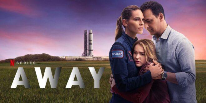 Away: trailer i poster za novu Netflixovu SF seriju