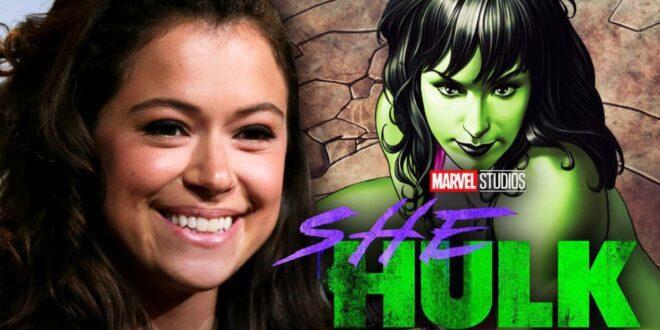 Tatiana Maslany postaje She-Hulk!