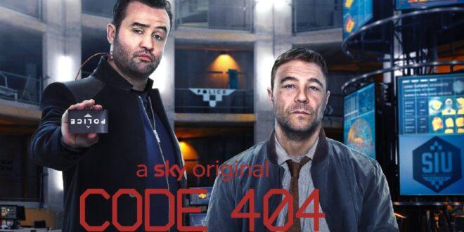 Ako ste za malo relaksirajuće RoboCop komedije tu je britanska serija Code 404