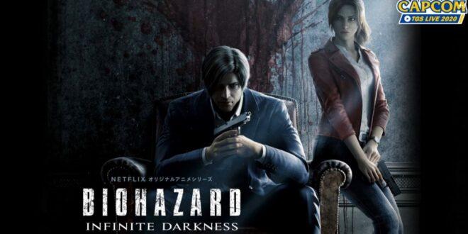 Prvi teaser za seriju Resident Evil: Infinite Darkness