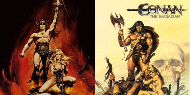 Netflix razvija seriju Conan the Barbarian!