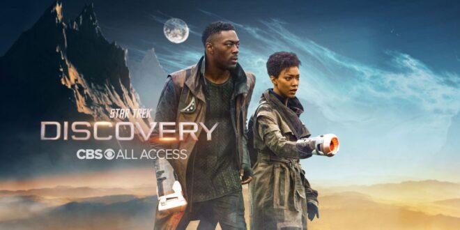 Star Trek: Discovery je obnovljen za 4. sezonu!