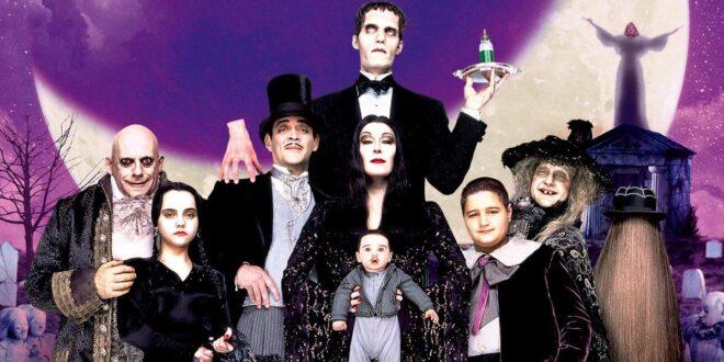 The Addams Family se vraća na male ekrane, s Timom Burtonom za kormilom!