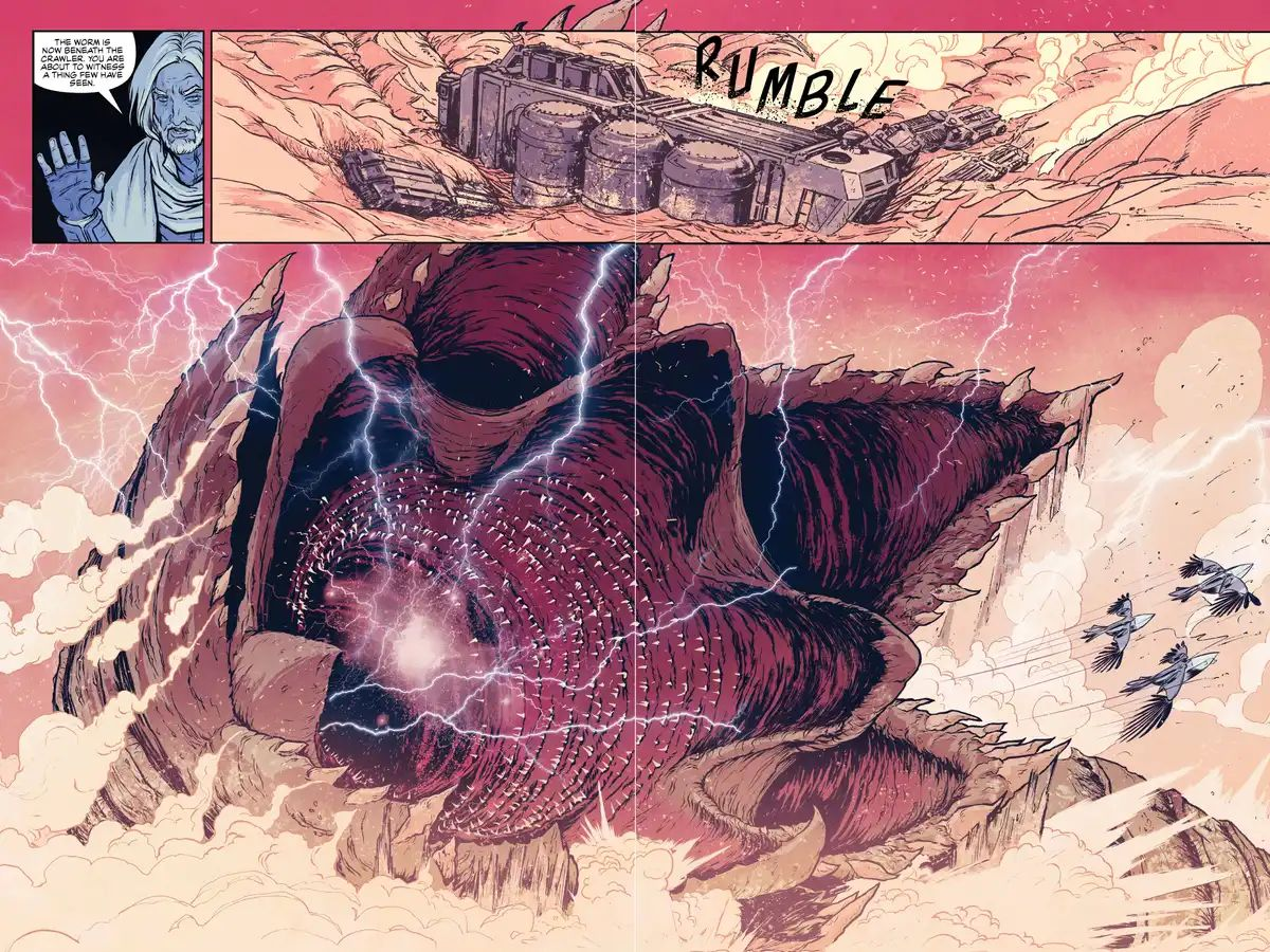 Dune: The Graphic Novel, Book 1