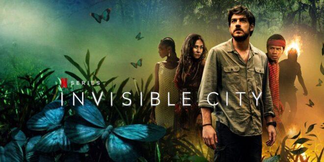 Trailer za Netflixovu kriminalističku fantasy seriju Cidade Invisível
