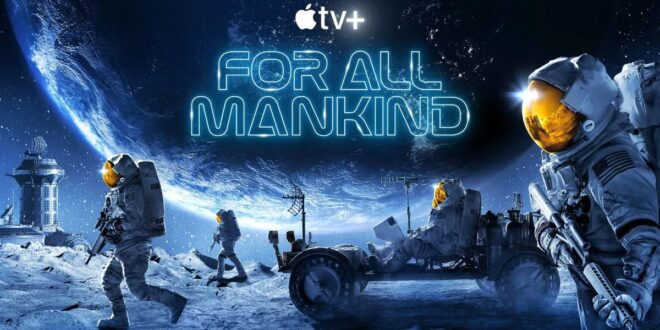 Trailer za 2. sezonu SF serije For All Mankind