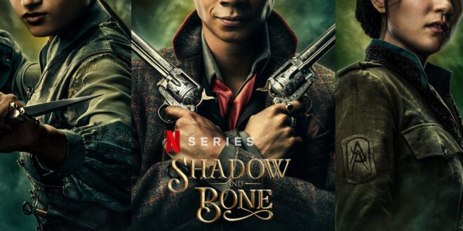 Shadow and Bone: prvi pogled na Netflixov Grishaverse!