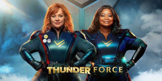 Thunder Force: prvi trailer za Netflixovu superherojsku komediju