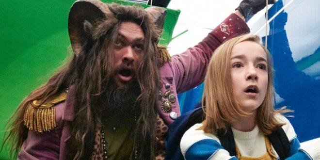 Zavirite iza kulisa Netflixove adaptacije stripa Slumberland!