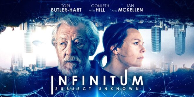 Infinitum: Subject Unknown: britanski nezavisni SF triler!