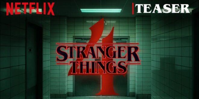 Netflix je objavio jezivi, misteriozni teaser za 4. sezonu serije Stranger Things