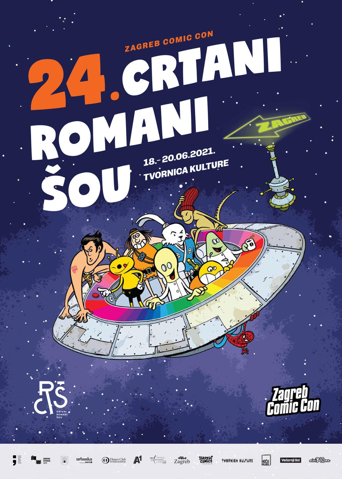 Crtani romani šou