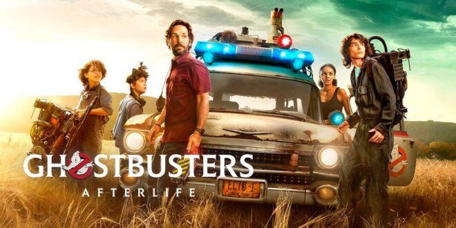 Novi zabavni trailer za Ghostbusters: Afterlife!